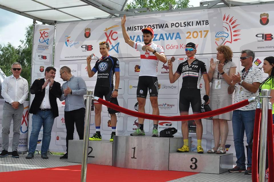 Bartłomiej Oleszczuk (Rybczyński Bikes Remmers TP-Link) – Mistrzostwa Polski XCO, Warszawa