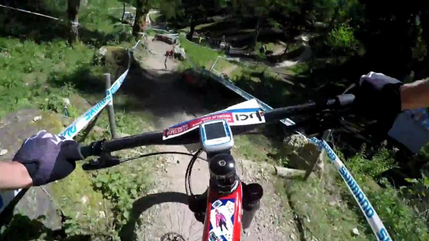 Objazd trasy Pucharu Świata w Albstadt z Bartkiem Wawakiem