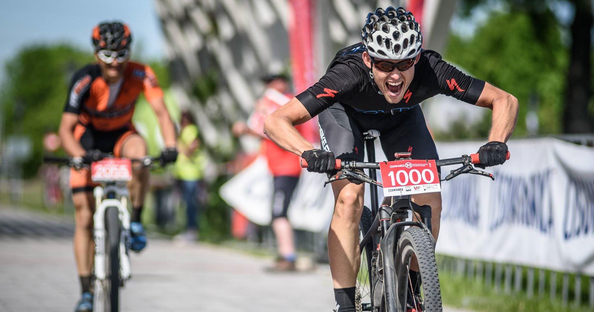 Bartosz Borowicz (Cozmobike Team) – Cisowianka Mazovia MTB Marathon, Janów Lubelski