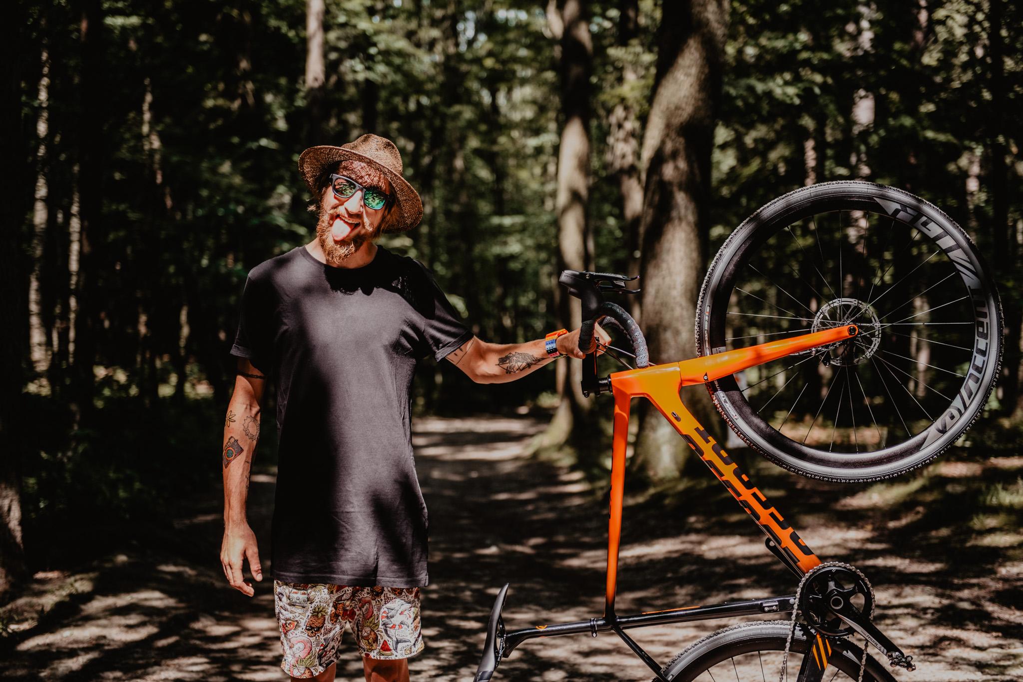 "Bartosz Mikler (Victoria Accent Jarocin): ""chcę zarażać ludzi cyclocrossem"""
