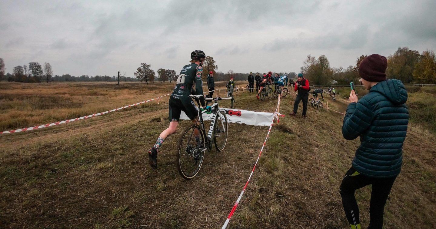 Bartosz Mikler (Victoria Jarocin Accent) – Puchar Polski w kolarstwie przełajowym, Kotowice