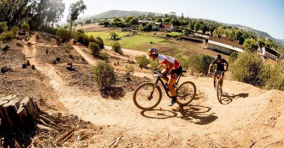 Objazd trasy Pucharu Świata w Stellenbosch
