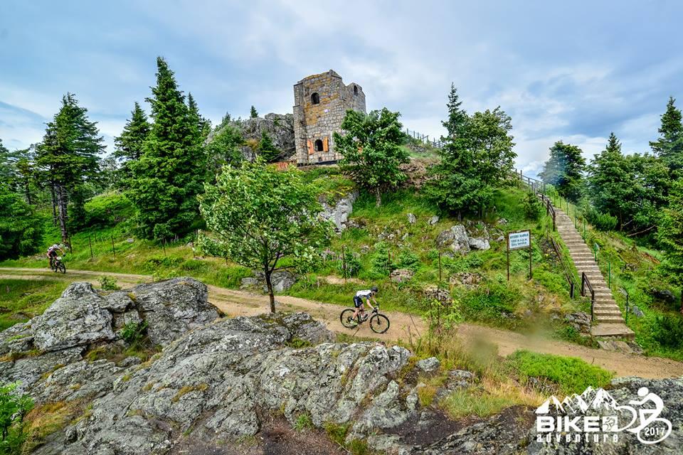 Bike Adventure 2018. Izery i Karkonosze na jednym widelcu