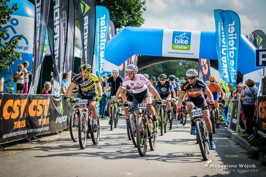 Zaprezentowano cykl Bike Atelier MTB Maraton 2018