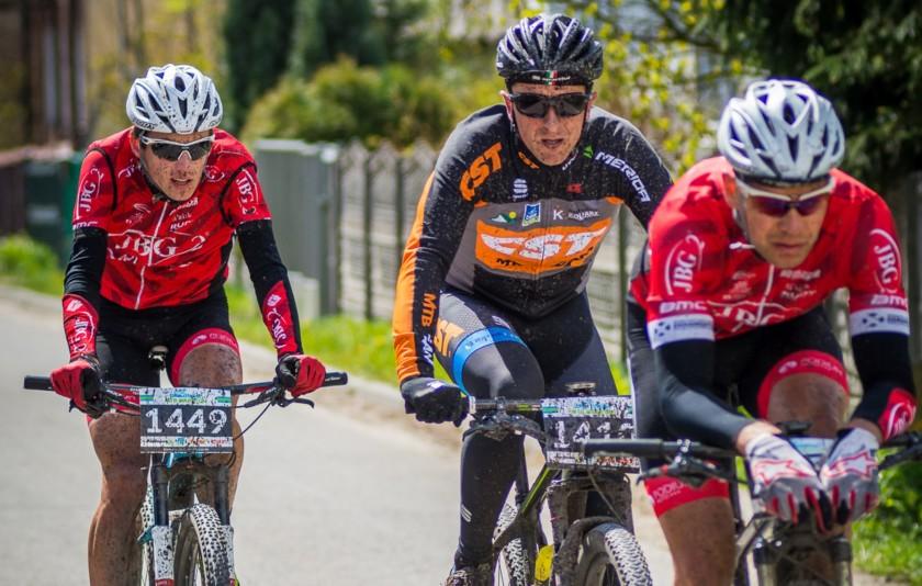 W Dąbrowie Górniczej wystartował Bike Atelier MTB Maraton 2017