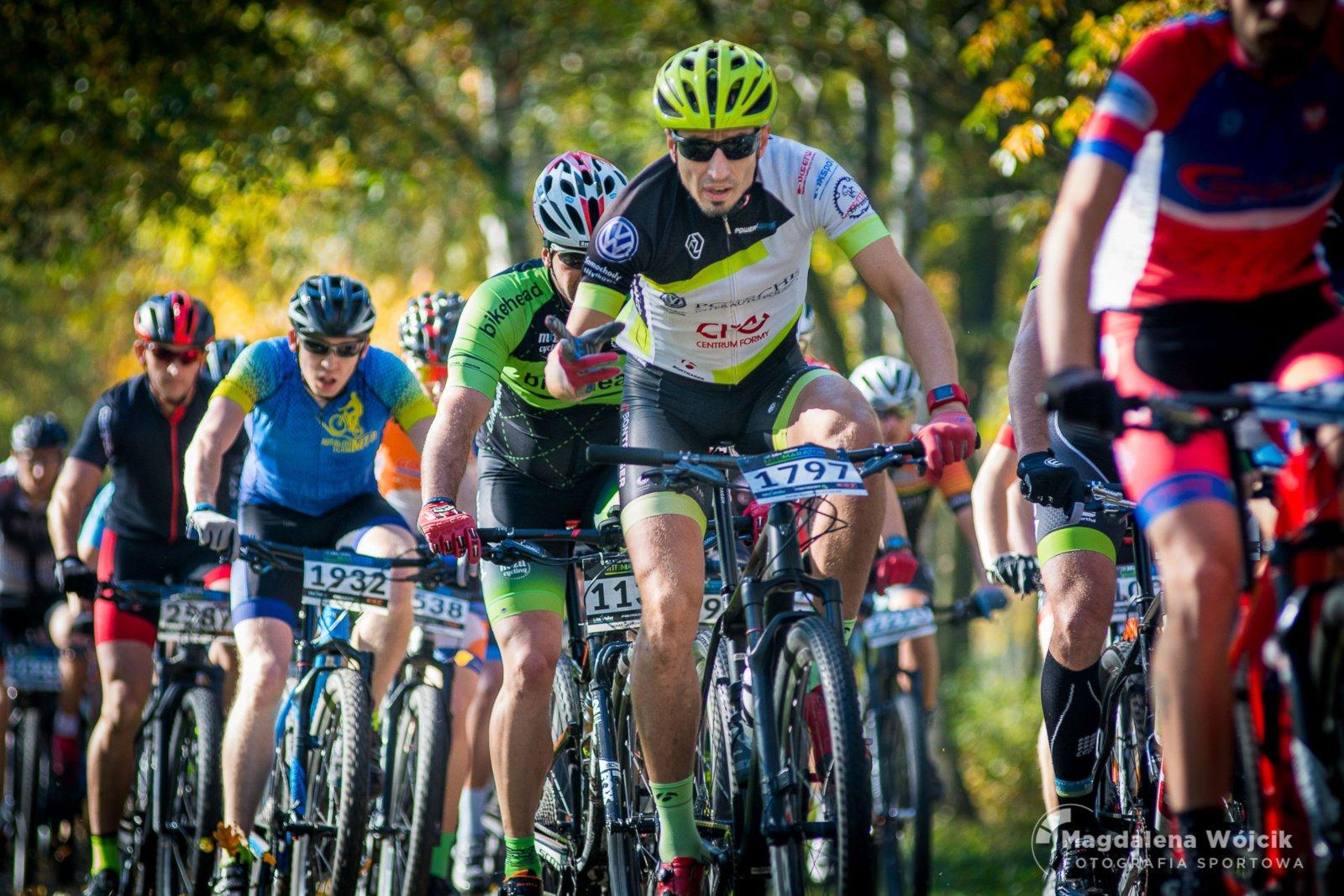 Zakończ majówkę na rowerze. Bike Atelier MTB Maraton 5 maja w Dąbrowie Górniczej