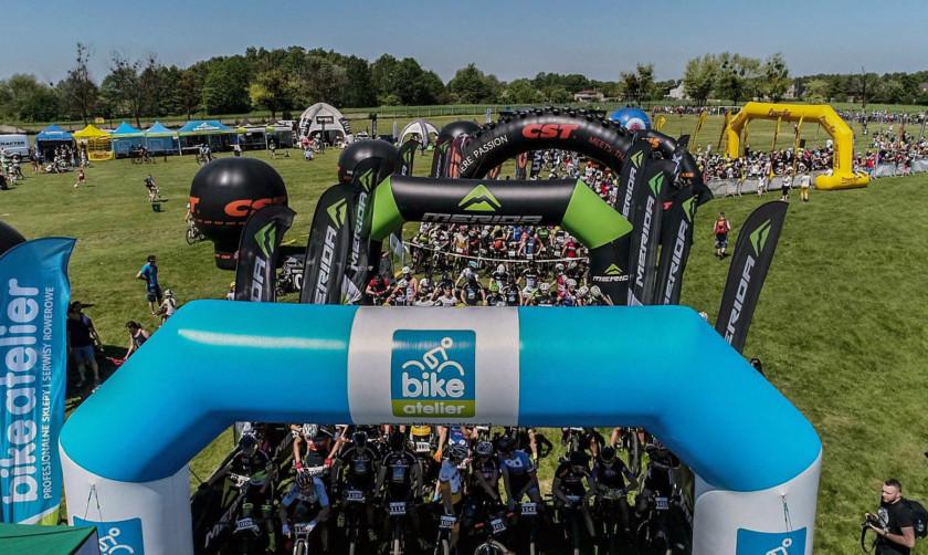 Rekordowy Bike Atelier MTB Maraton w Gliwicach