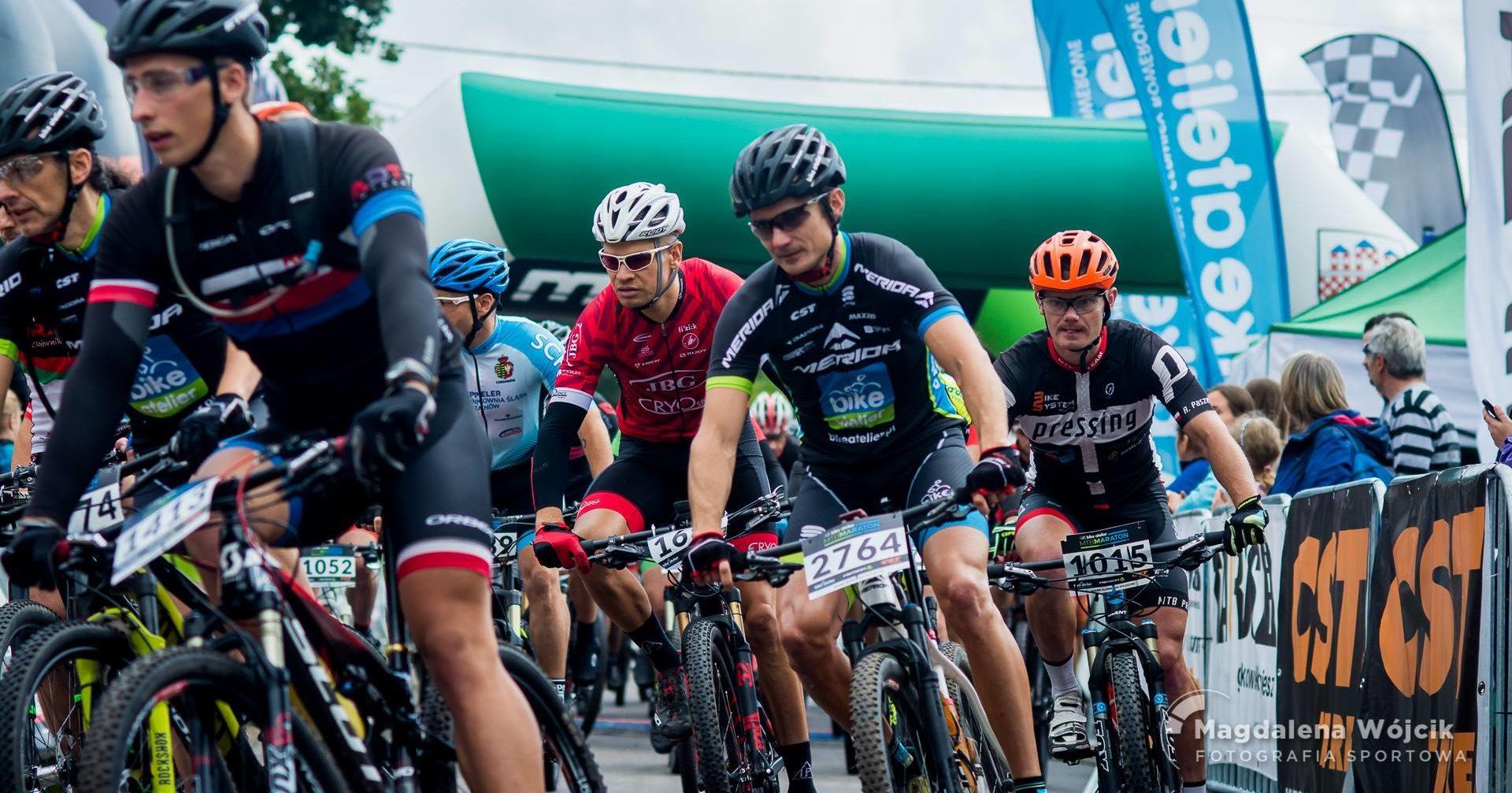 Wojciech Halejak (JBG-2 CryoSpace) – Puchar Strefy MTB Sudety / Bike Atelier MTB Maraton