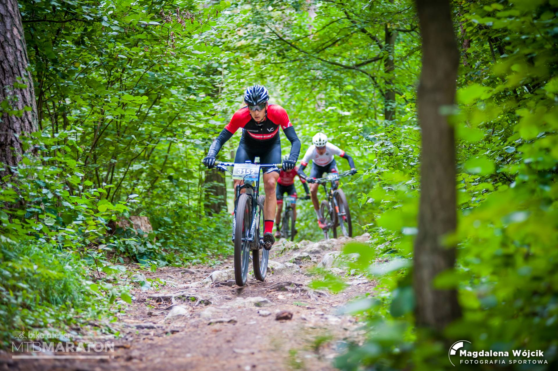 Maciej Jeziorski (jezior.bike) –  Bike Atelier MTB Maraton, Kielce / Puchar Szlaku Solnego, Rabka Zdrój