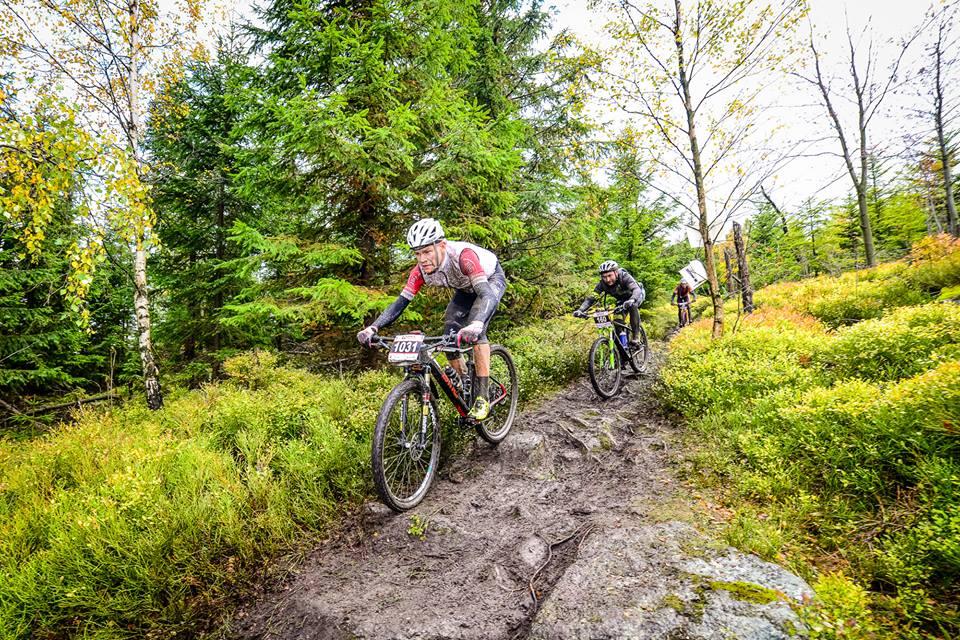 Bike Maraton Świeradów – Zdrój. Wielki finał w jesiennych barwach