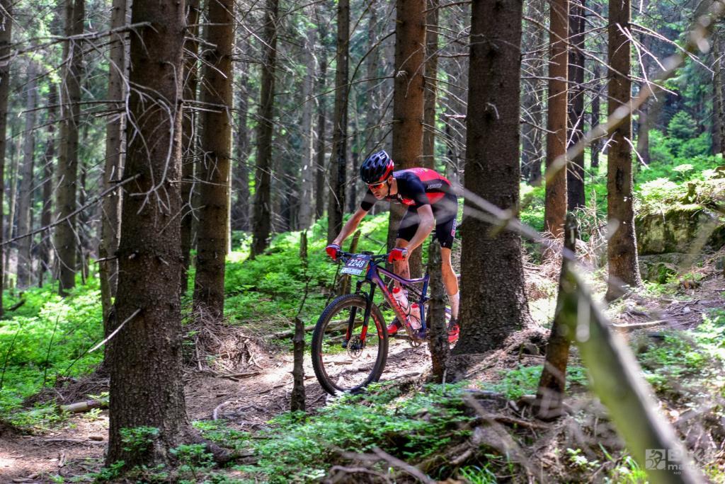 Przystanek Świeradów – Zdrój. Bike Maraton w drodze na finał