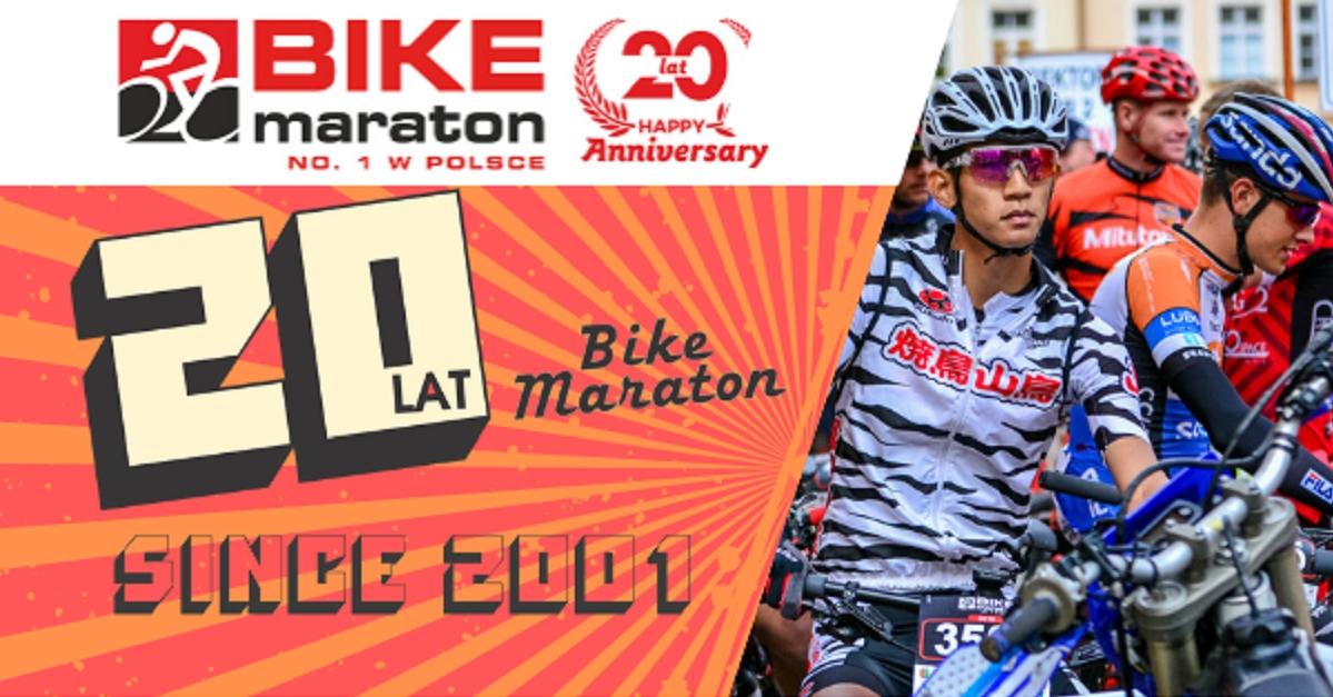 Kalendarz Bike Maraton 2020