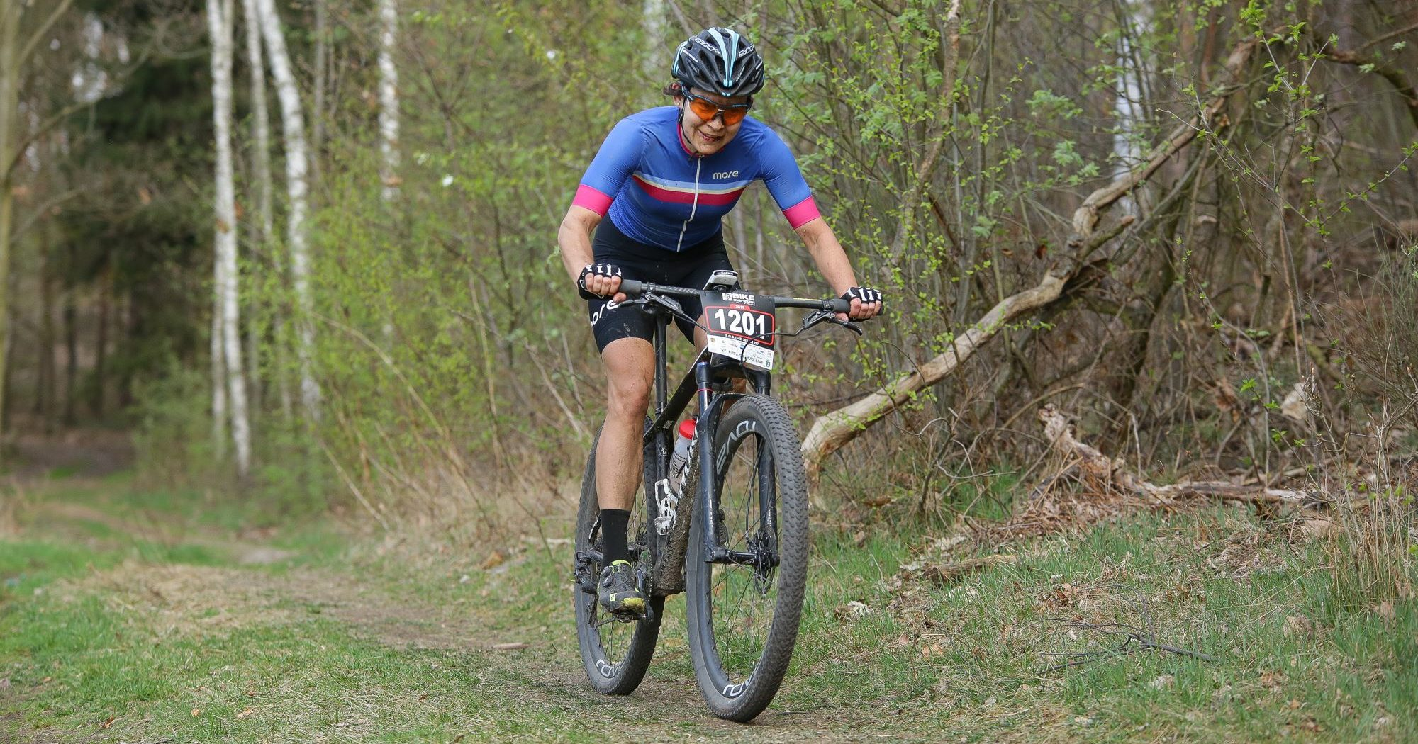 Anna Sadowska (72D Windsport powered by Oshee) – Bike Maraton, Miękinia
