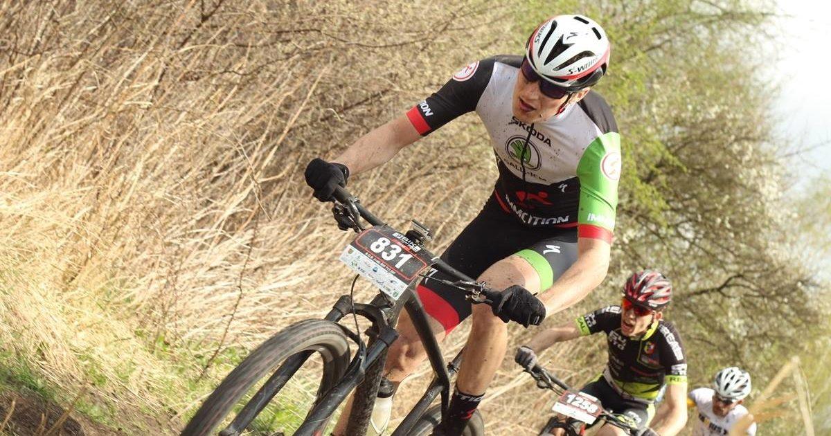 Mikołaj Jurkowlaniec (IM Motion Specialized Skoda Gall ICM) – Bike Maraton, Miękinia