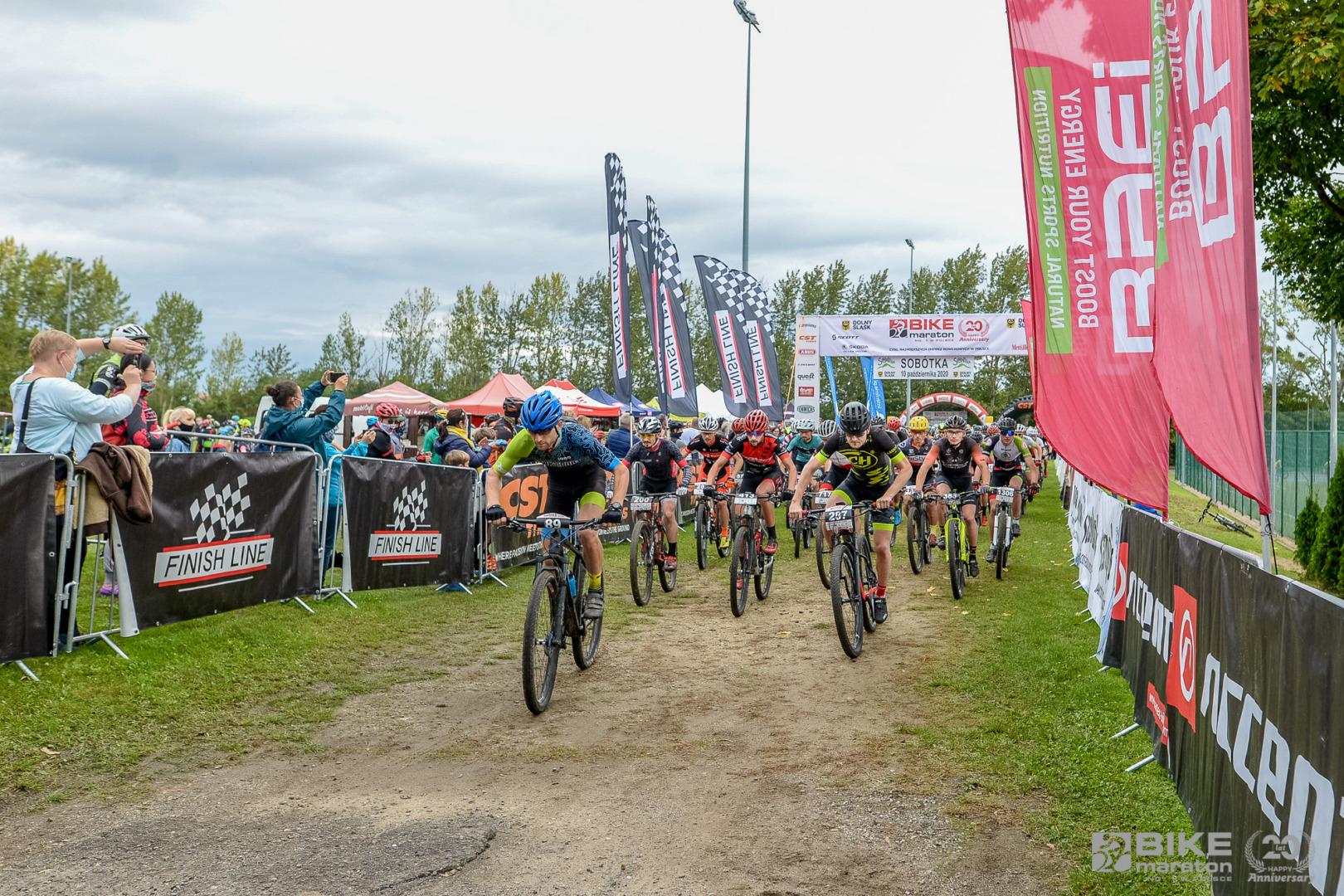 Zamaskowany Bike Maraton Sobótka. Finał Pucharu Polski XCM PZKOL