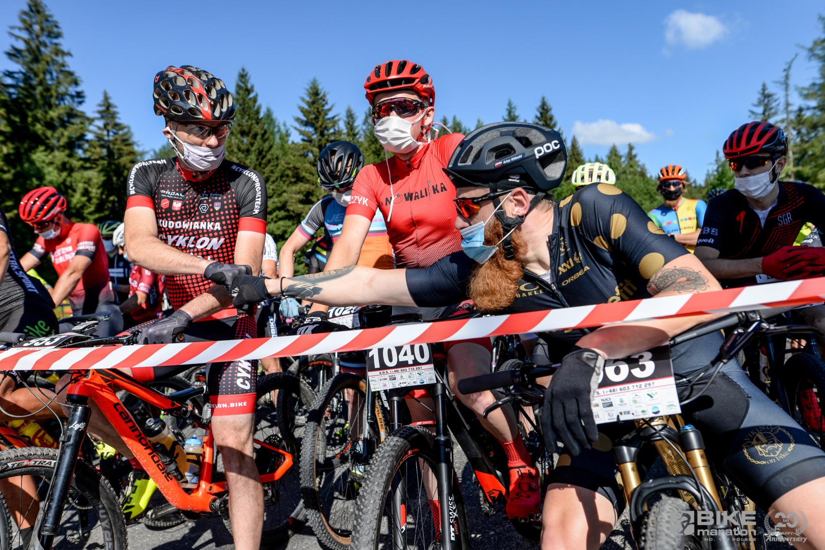 Via Dolny Śląsk i Bike Maraton w Kowarach czyli kolarski weekend w Karkonoszach