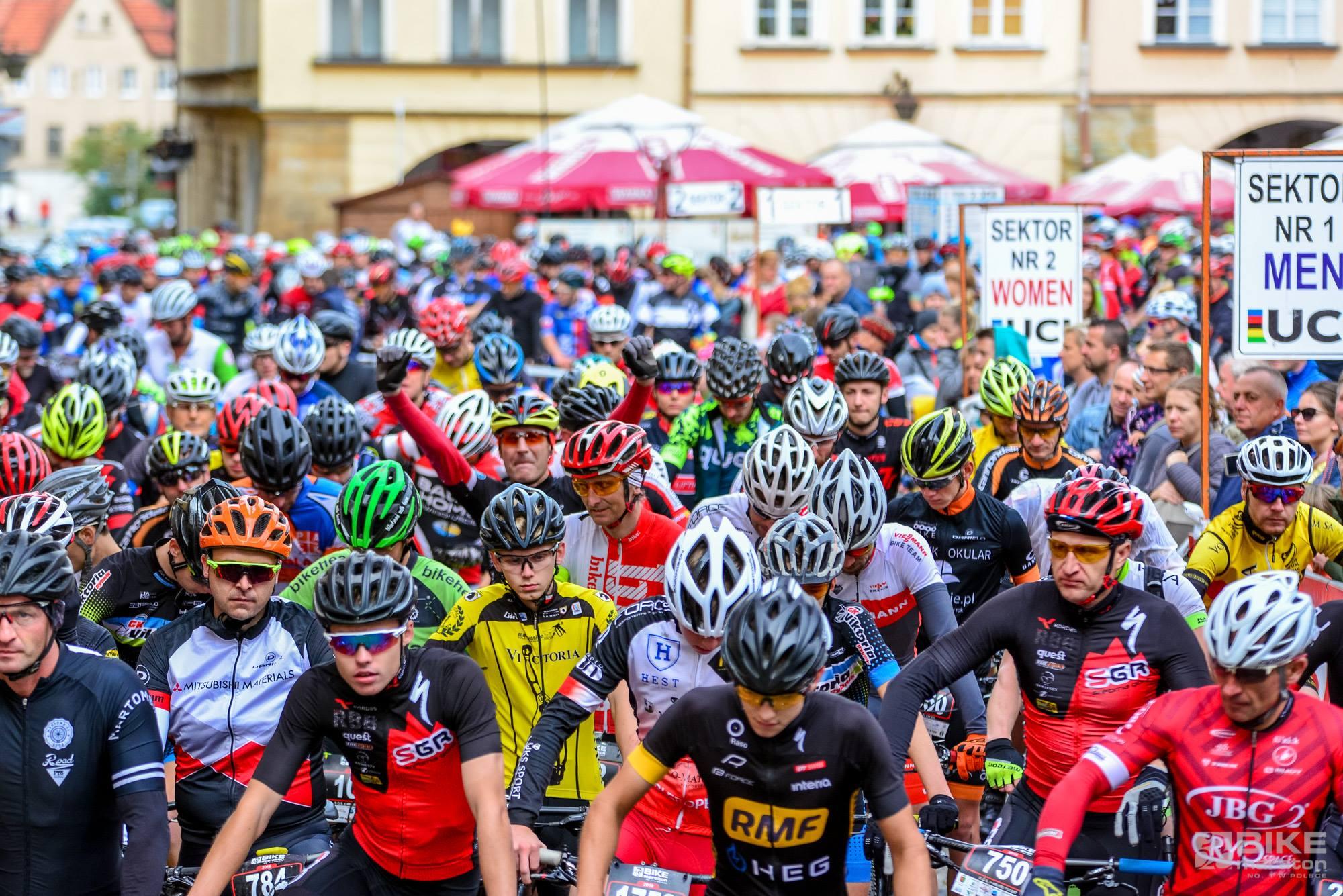 Bike Maraton wyznacza kierunek. UCI Marathon Series w Jeleniej Górze