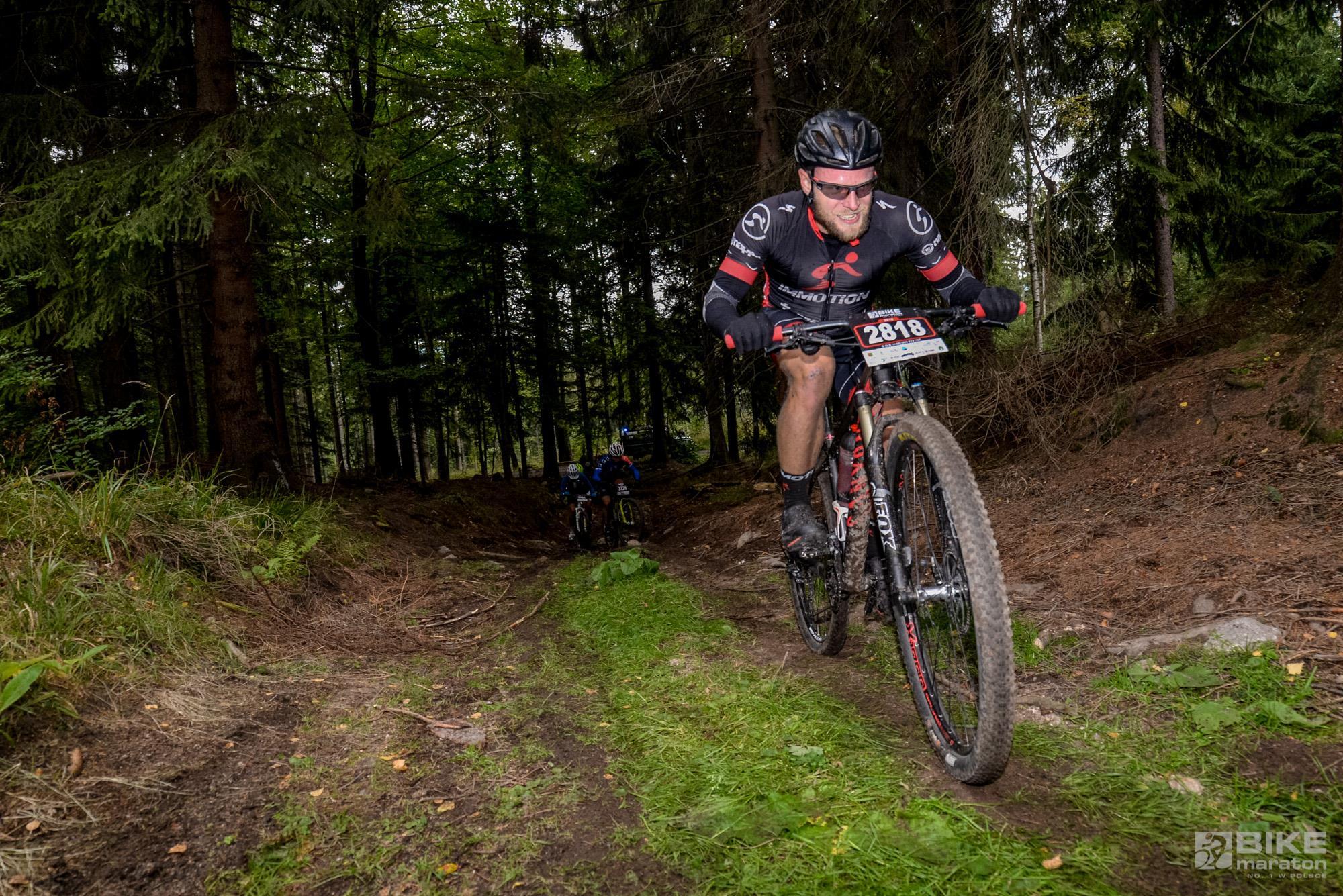 Tylko Jelenia Góra. UCI Marathon Series i Bike Maraton nr 4