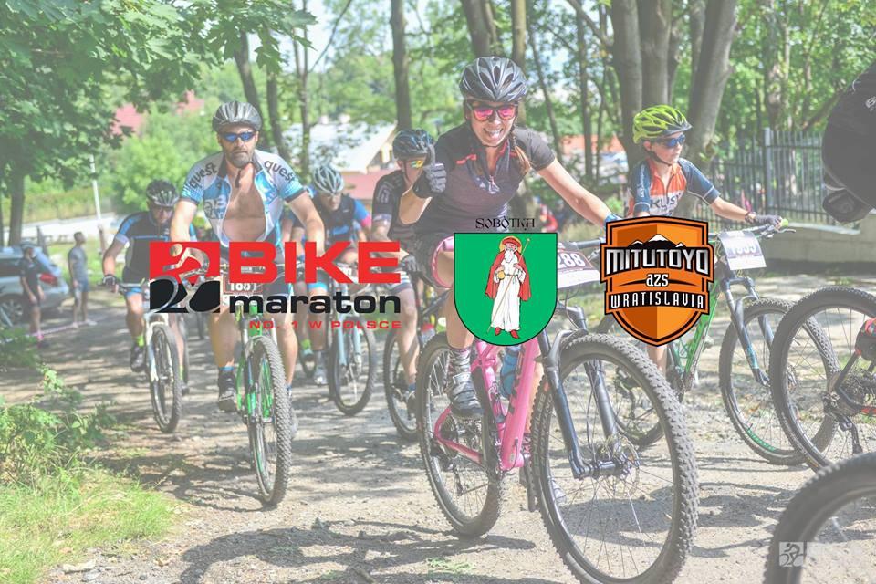 Bike Maraton Sobótka. Czas poznać trasę na finał