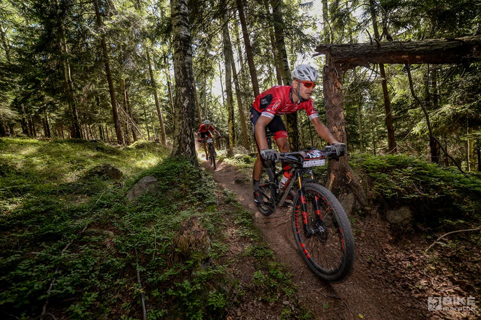 Ultra Bike Maraton Szklarska Poręba. 100 + dla Wojciecha Halejaka