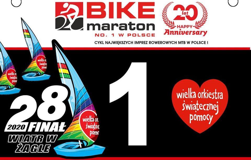 Nr 1 zawsze w cenie. Bike Maraton i WOŚP grają razem