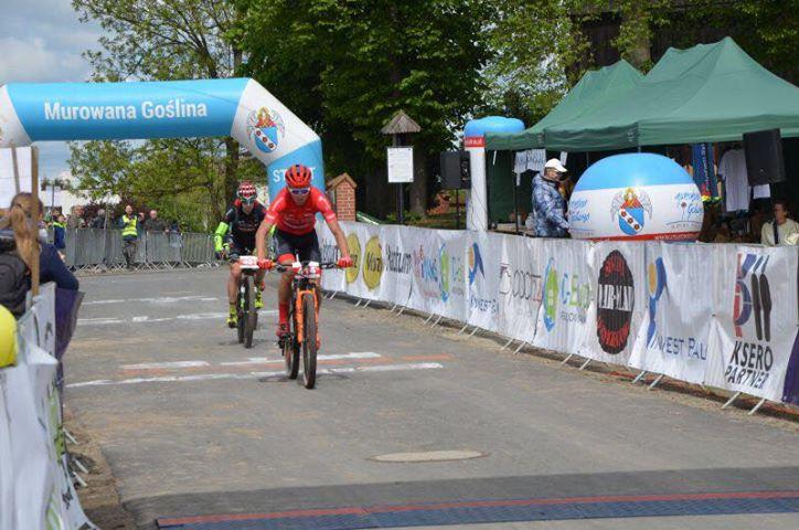 Adam Adamkiewicz (Strefasportu.pl MW Invest) – Bike'owy Maraton MTB, Długa Goślina