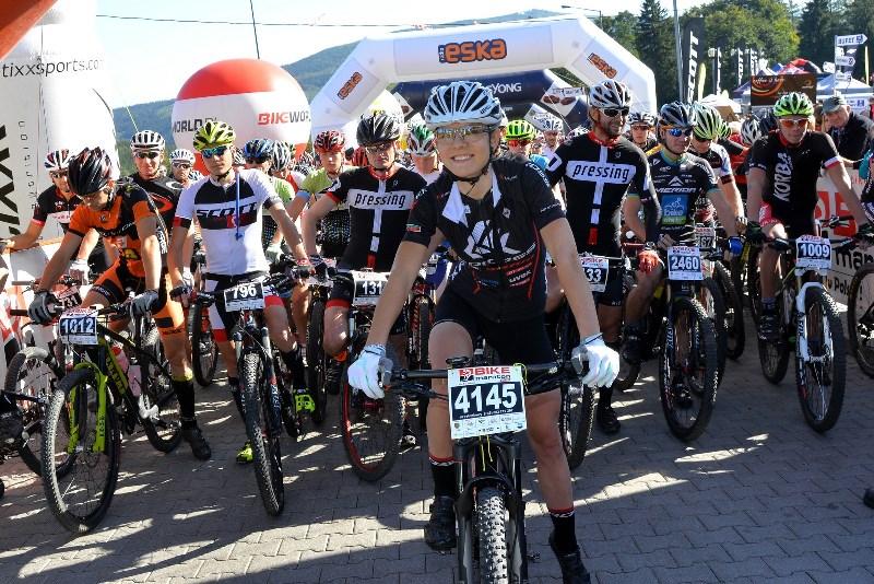 Świeradów – Zdrój. Bike Maraton z Mają Włoszczowską