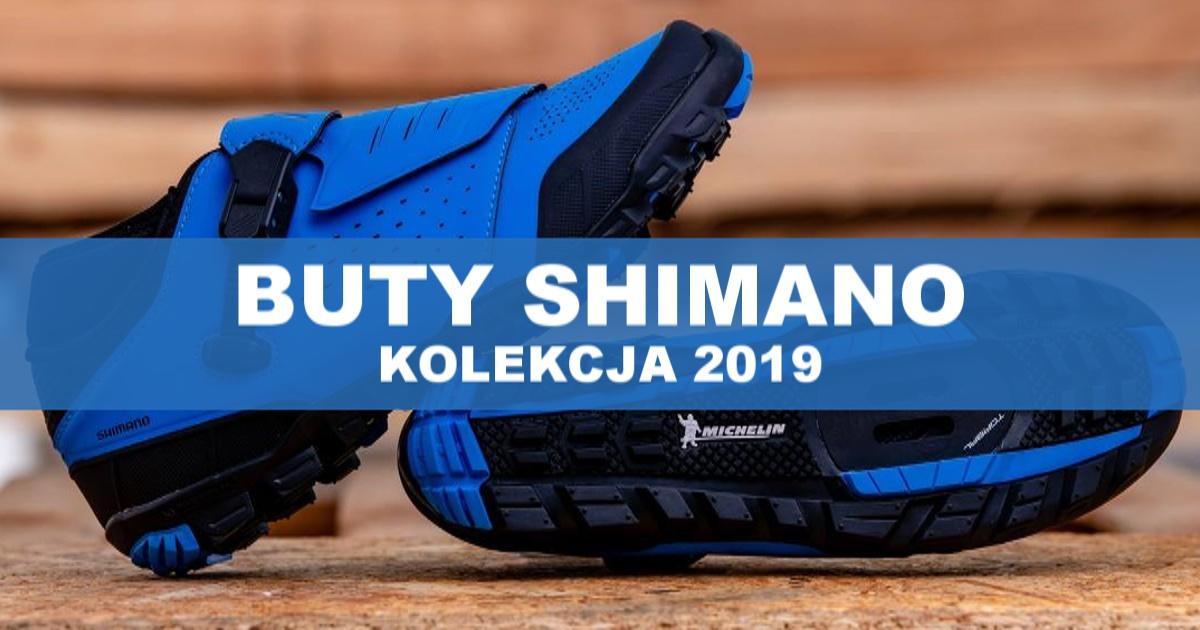 Buty Shimano – na każdą nogę, w każdy teren.