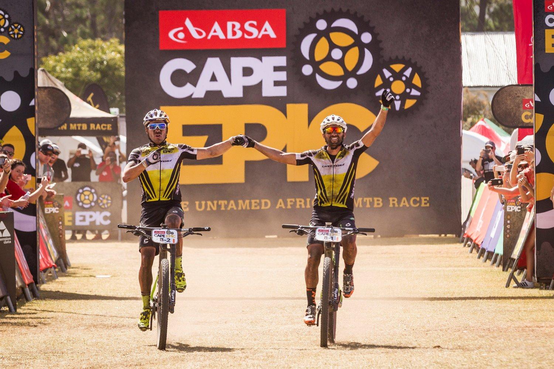 Raport z Cape Epic 2017 #2 – Etap 1