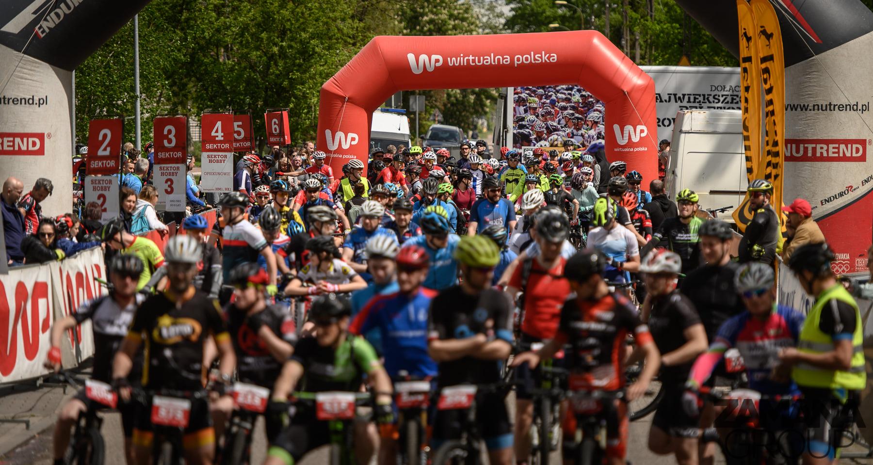 Cisowianka Mazovia MTB Marathon: Legionowska przystawka
