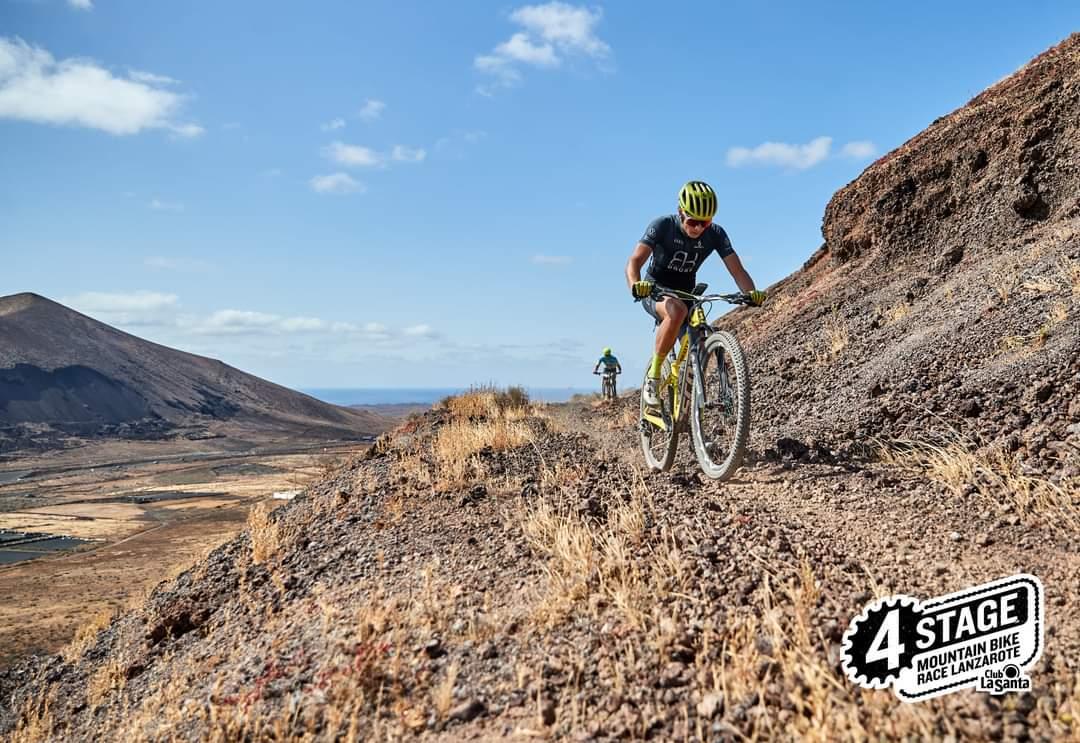 "Jan Karasek (RK Exclusive Doors MTB Team): ""to był szybki, ale ciężki wyścig"" | Club La Santa MTB 4 Stage Race, Lanzarote"