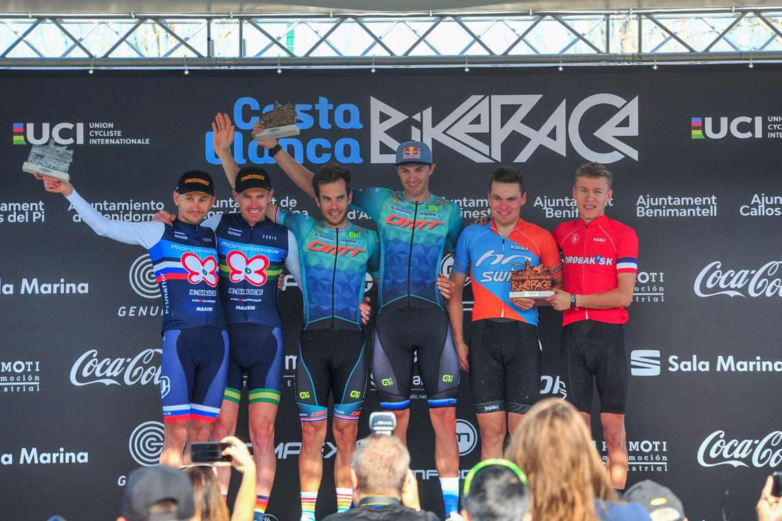 Wyniki 4. etapu oraz generalka Costa Blanca Bike Race