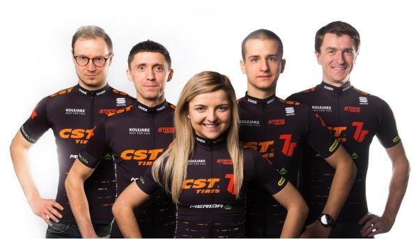 Drużyna CST 7R MTB Team otworzyła sezon