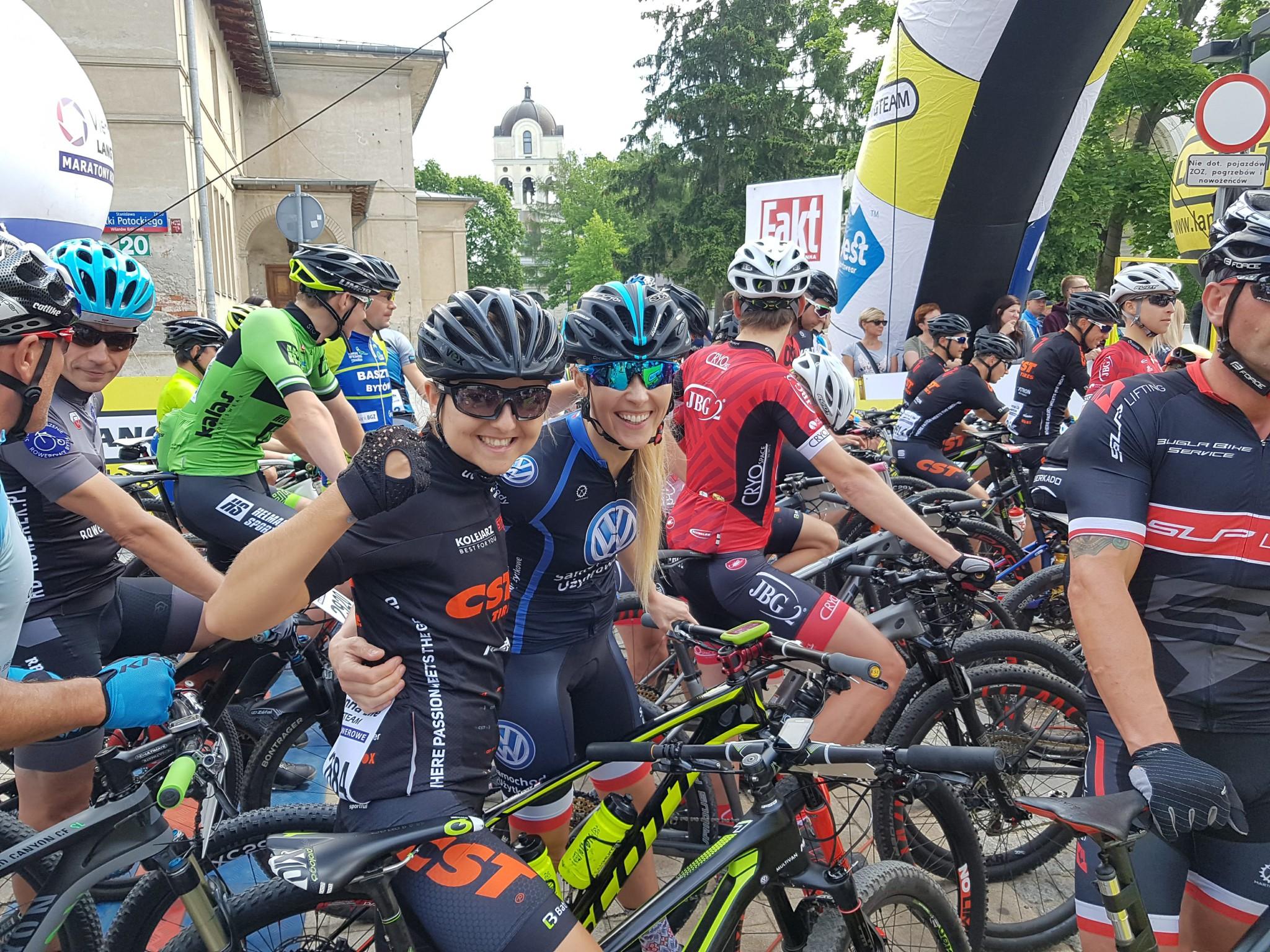 Zwycięstwa CST 7R MTB Team w Warszawie