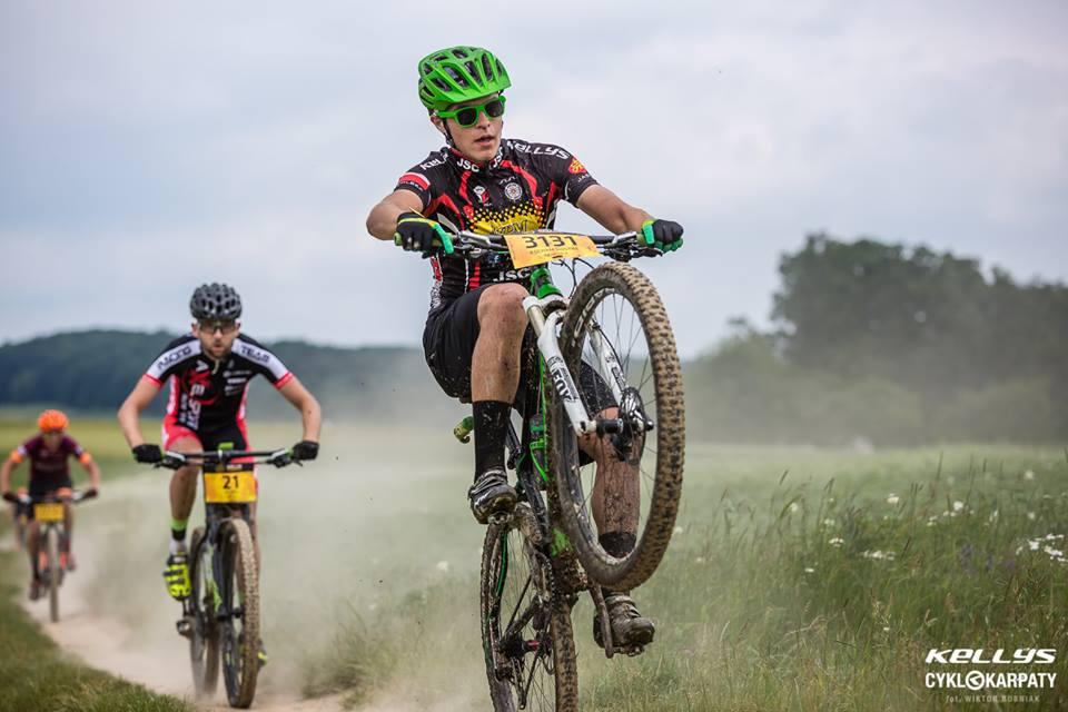 VI eliminacja Maratonów Rowerowych Kellys Cyklokarpaty w Brzozowie za nami