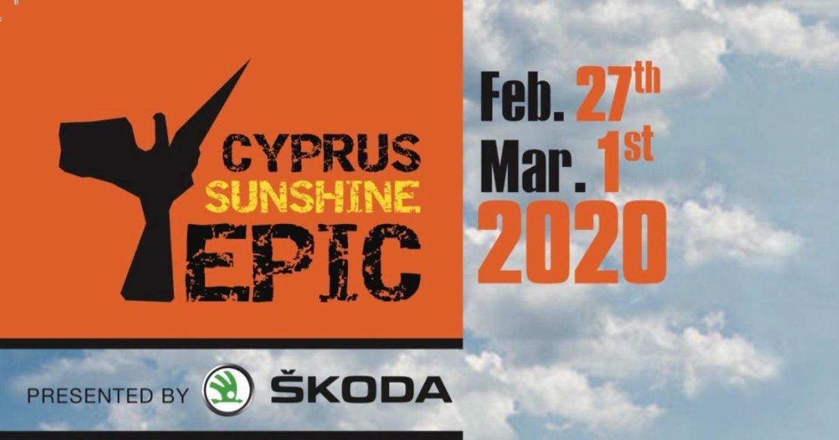 Wyścig etapowy Cyprus Sunshine Epic 2020