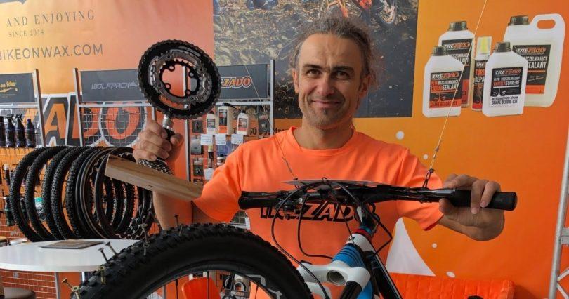 Daniel Pepla (Trezado Wolfpack) – Bike Atelier MTB Maraton, Kielce