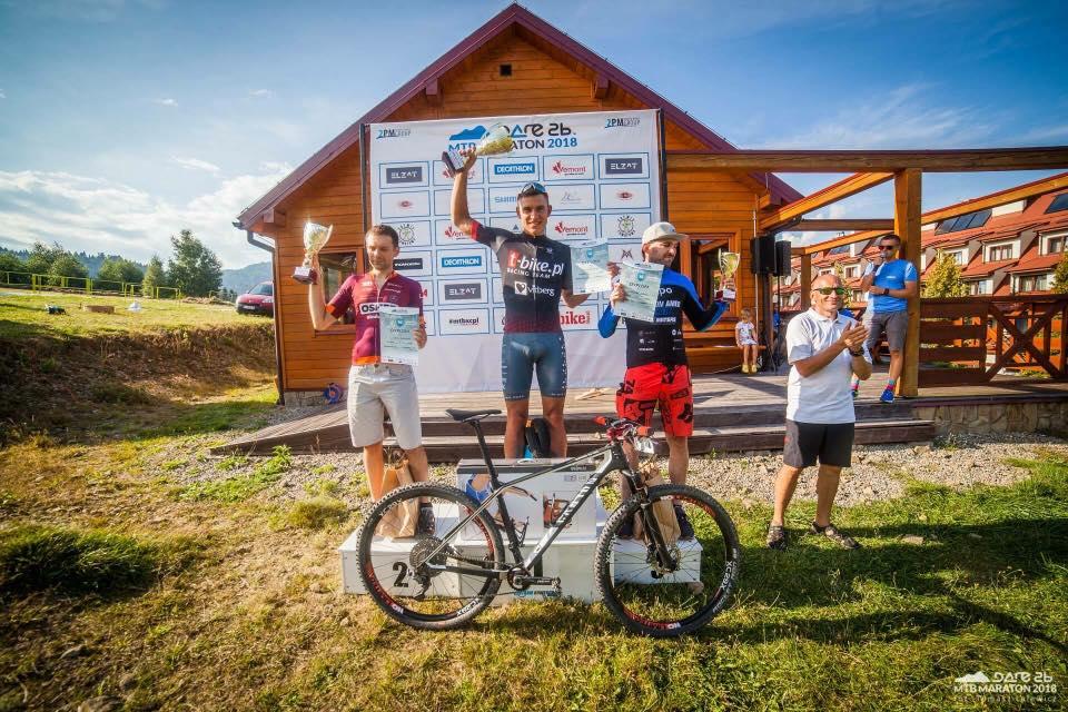 Mateusz Rejch (T-bike.pl Racing Team) – DARE2b MTB Maraton, Piwniczna Zdrój