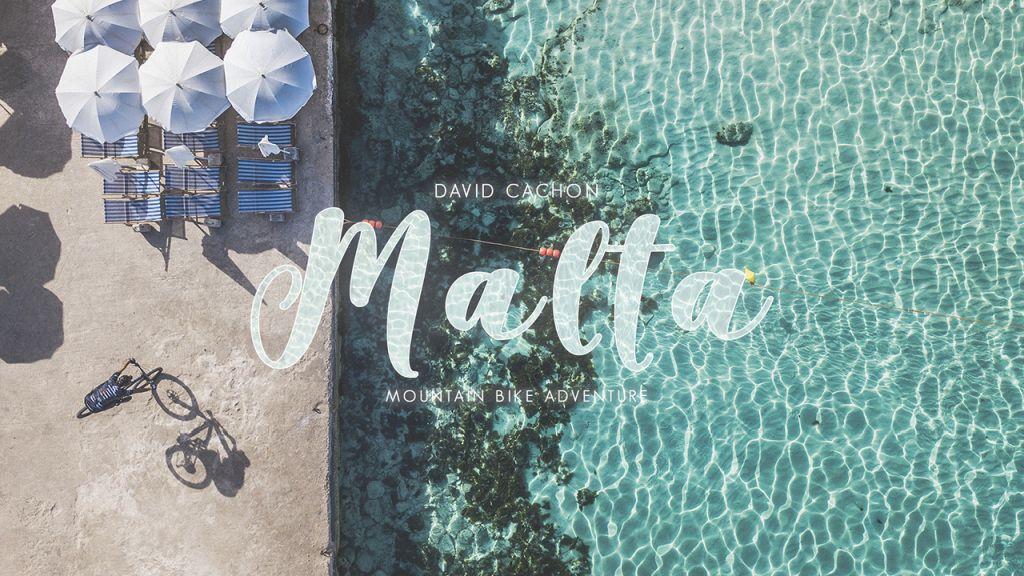 David Cachon w najnowszym klipie szaleje na Malcie