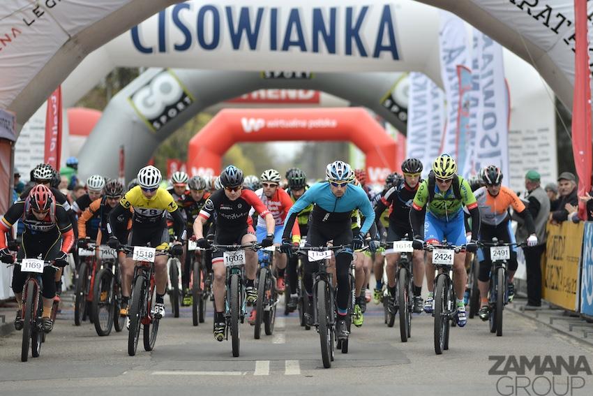 Już 8 kwietnia wystartuje kolejny sezon Cisowianka Mazovia MTB Marathon
