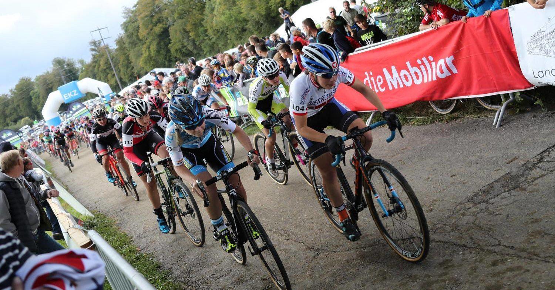 Magdalena Sadłecka (Euro Bike Kaczmarek Electric) – EKZ CrossTour, Baden, Szwajcaria