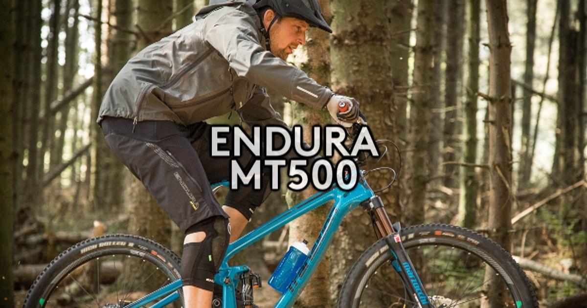 Szorty Endura MT500 spray baggy II