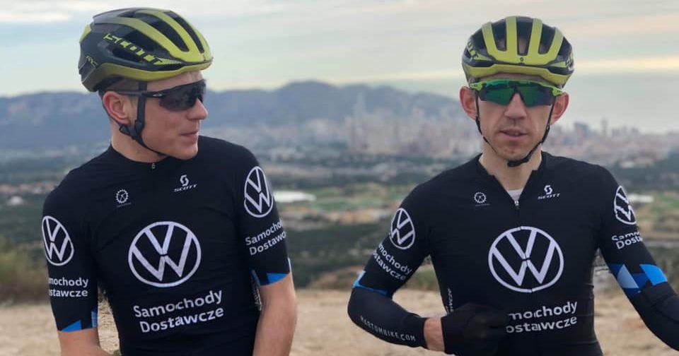 Marek Konwa i Filip Helta otwierają sezon na Costa Blanca Bike Race