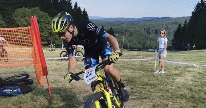 Filip Helta (VW Samochody Dostawcze MTB Team) – Strabag MTB Cup, Zadov, Czechy