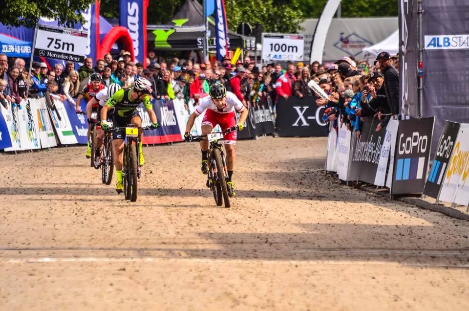 Świetne wyniki Kasi i Marka na ciężkiej trasie w Albstadt