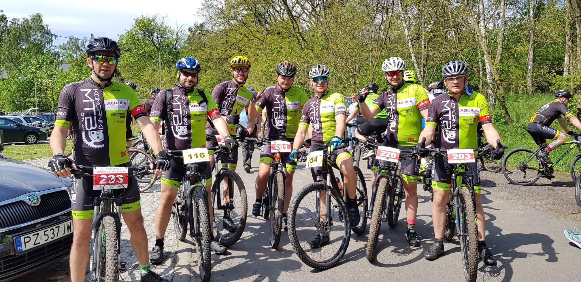 Komorniki MTB Team – z pasji na wyścigi
