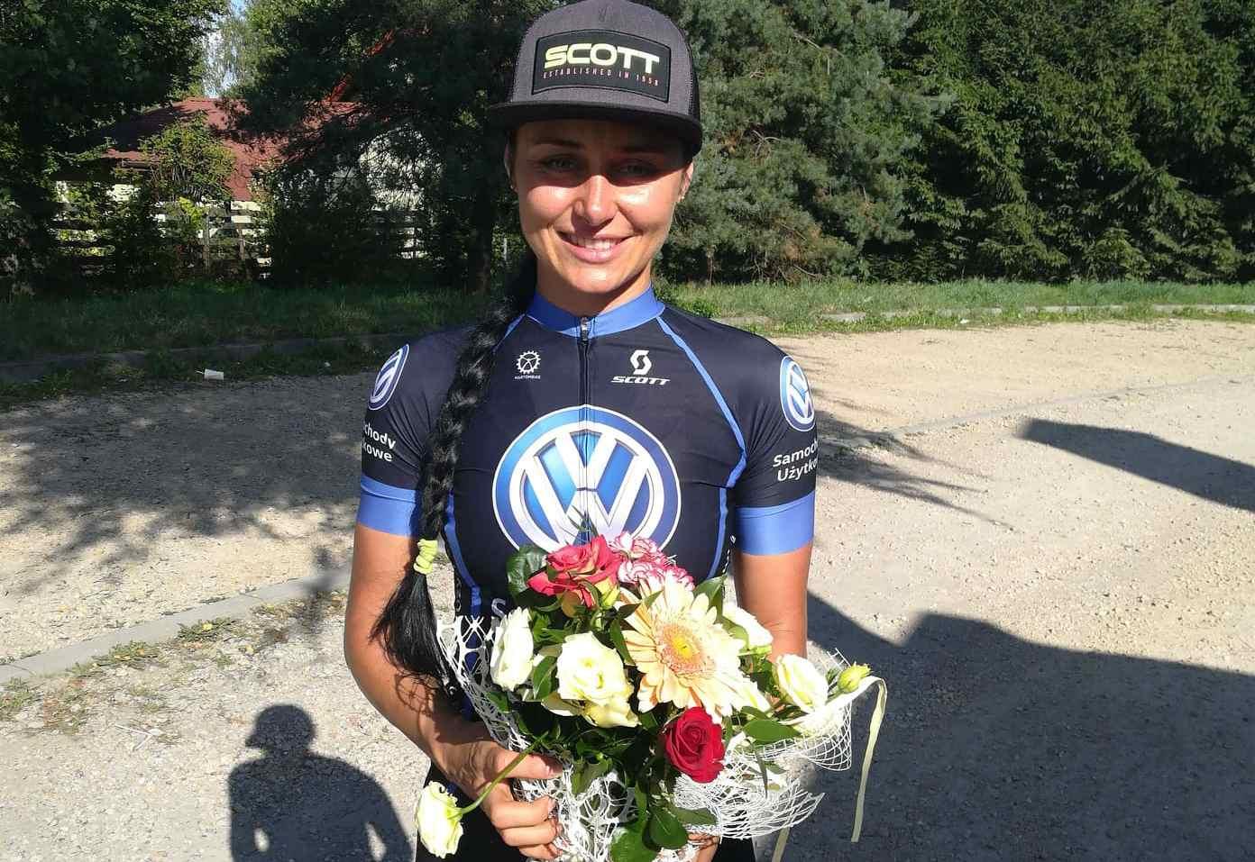 Bike Atelier Maraton MTB Psary: Krzystała z dużą przewagą, zacięta rywalizacja mężczyzn