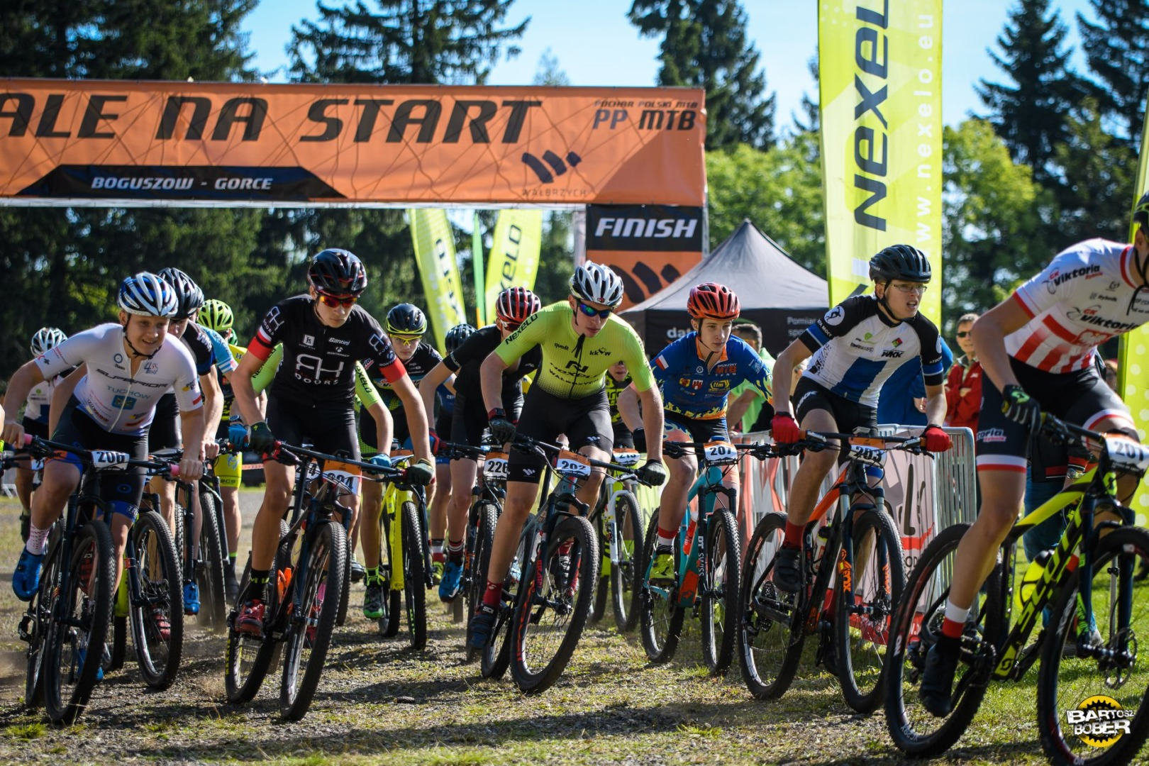Zapowiedź Górale na Start UCI C1 w  Wałbrzychu
