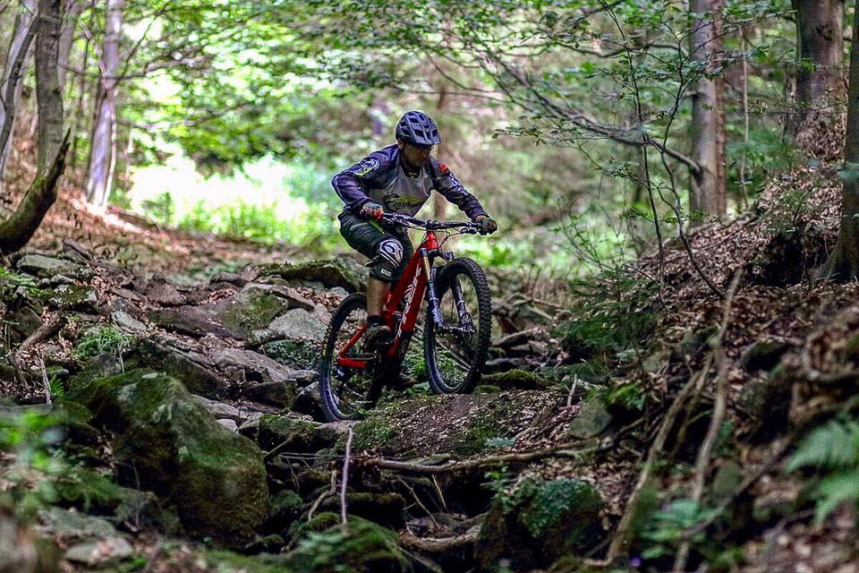 Garmin Enduro Race Brenna – kolarstwo górskie w czystej postaci