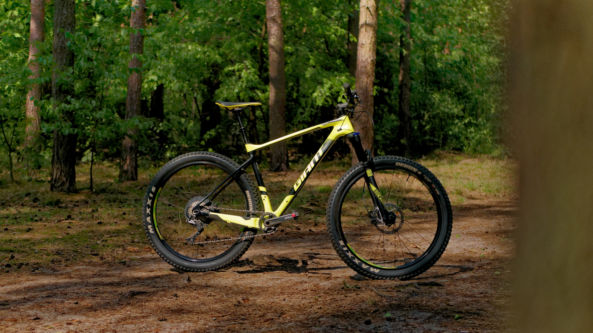Giant XTC Advanced + 2 – więcej niż hardtail do XC